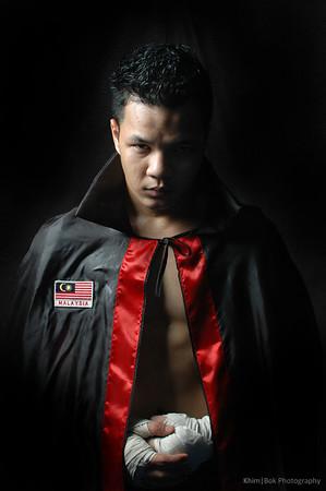 """Saiful """"The Vampire"""" Merican"""