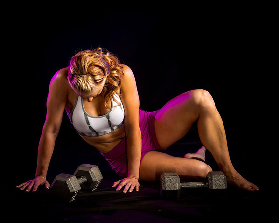 Sally - Fitness Shoot