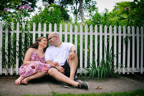 Samantha & Andrew Engagement