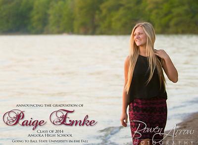 Paige Emke Invite_Front