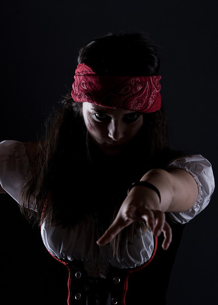 """Studio shoot from the Laker Dance, Halloween time classic performance of  """"Thriller"""""""