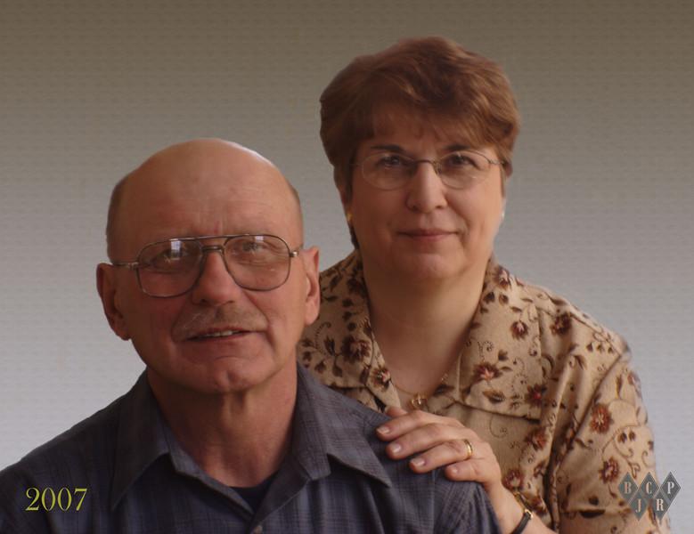 2007 Darlene & Ben Sr.