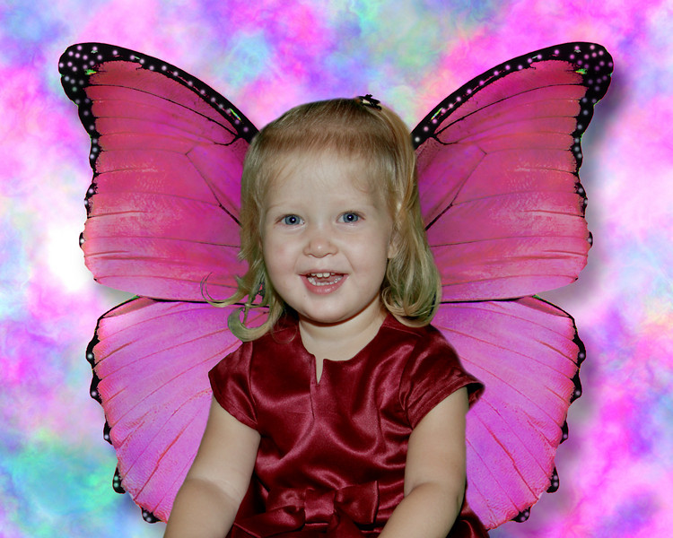 Evie Butterfly