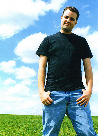 Taken out in the hills of Pullman, WA.  This picture was actually my first published portrait back in 2000.