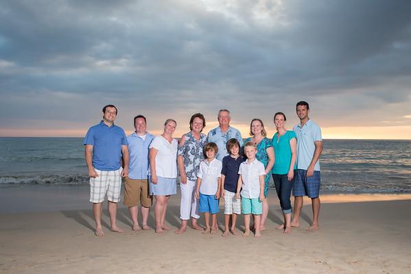 Sara Stout Family