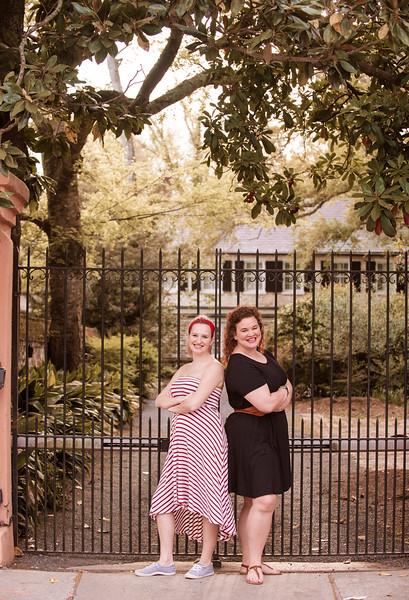 Sarah & Jordan's Best Friend Portraits