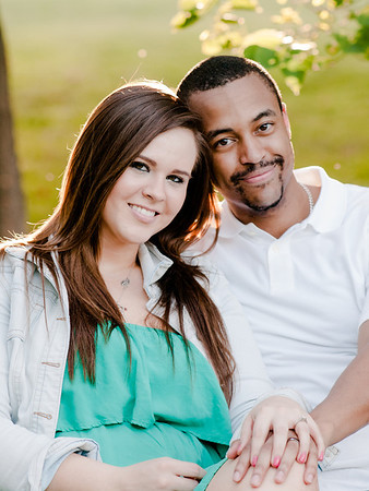 Savannah & Jerron Forté: Save the Date