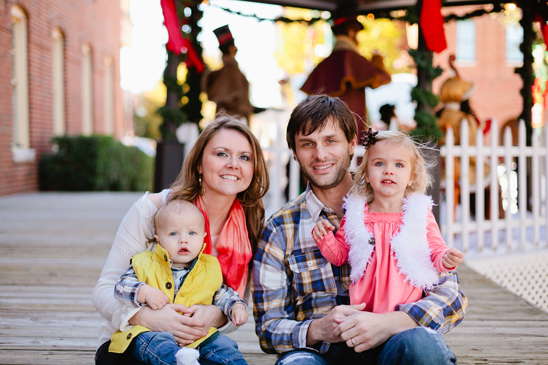 Scarborough Holiday Portraits