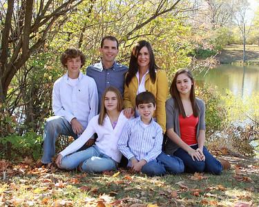 Schirmer Family Portraits