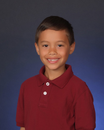 Riley's 2nd Grade School Photos
