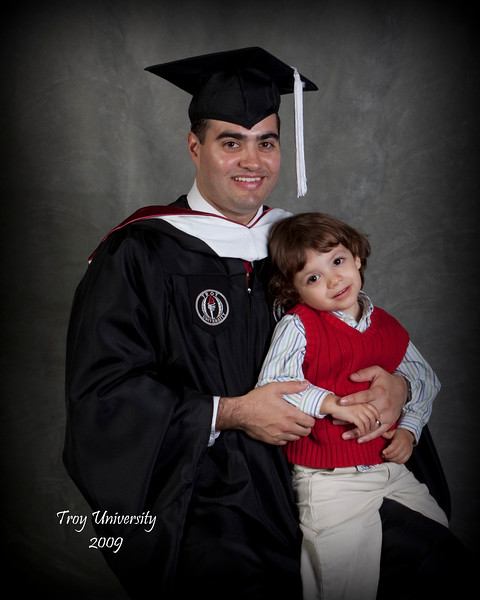 Troy University Graduation (Portraits)Misawa Air Base