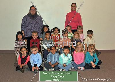 North Como Preschool 2010