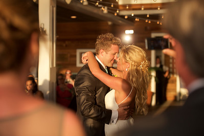 Allison & Kevin's LBI Wedding
