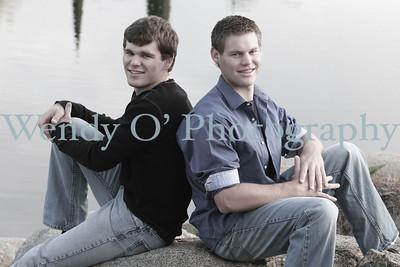 Scott & Eric 2011