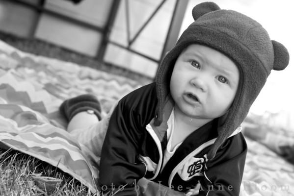 Sebastian 7 months