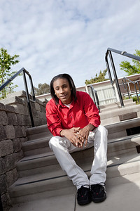 Sekou Strivers II   Cordova High School  Class of 2012
