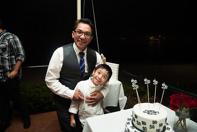 Raul's 50th Birthday | 2015