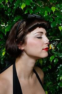 Carlotta - Butterfly Face