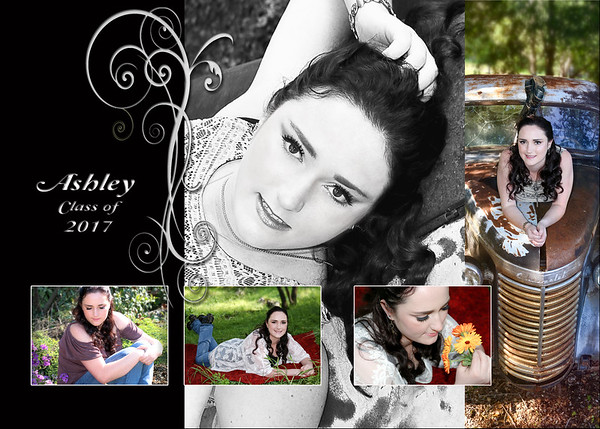 Senior Ashley
