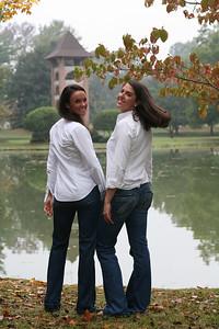 Invironmental Senior photos for Caitlin Davidson