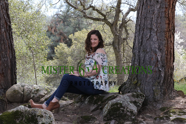 Kyra Cole ~ Yosemite Falls High School ~ 2018