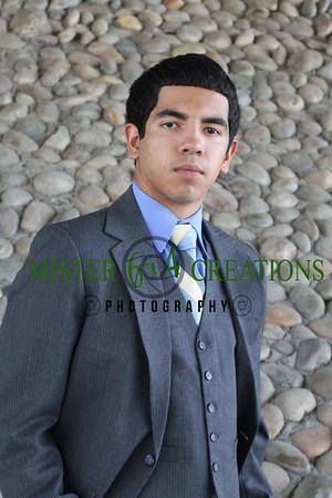Marshall R. Riojas II - San Joaquin Memorial HS - 2016