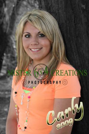 Senior Photos - Carly - 2009