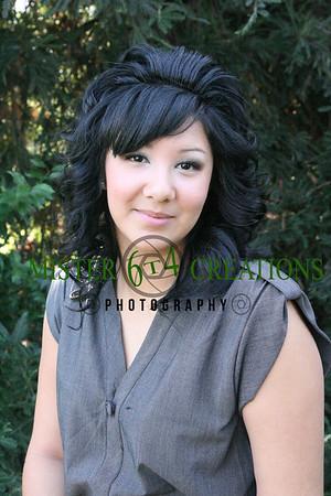 Senior Photos - Kimiko - 2008