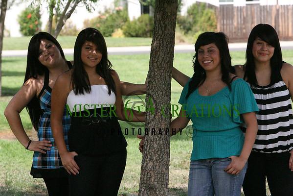 The Ceja Girls