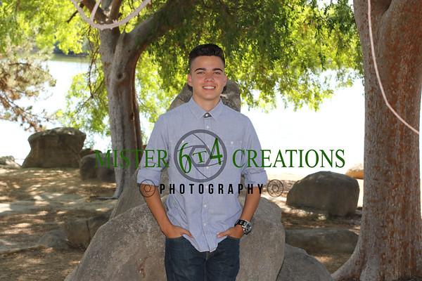 Tristan Zamora  -  Clovis West High School 2015