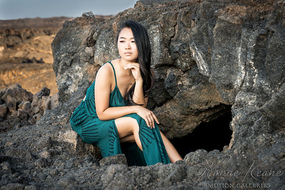 Malina Kobashi ©2017 Ranae Keane-Bamsey   Photography www.EMotionGalleries.com  Ala Kahakai Kings Trail Manaola Fashio Designs