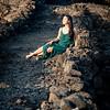 Malina Kobashi ©2017 Ranae Keane-Bamsey   Photography www.EMotionGalleries.com  Ala Kahakai Kings Trail Manaola Fashio Designs