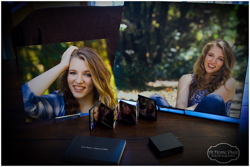 11x14 mounted print, 16x20 canvas, Accordion 10 page book (3), Black Grad 5x7 book - 20 pages