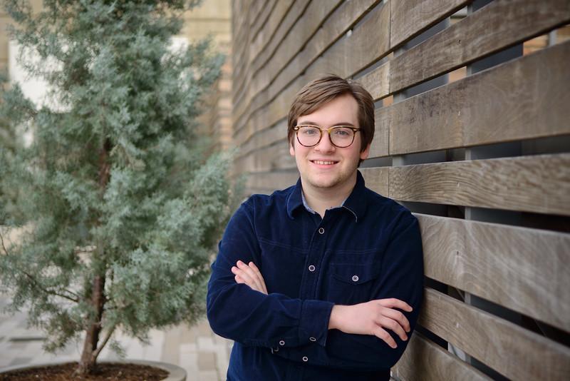 Aaron Martin Senior Portraits