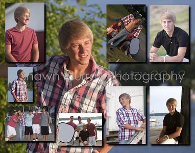 Alex Sparn 11x14 collage