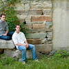 May 21, 2011: Haymarket, VA - Senior portraits at Chapman's Mill.