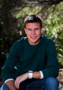 Blake Senior Portraits