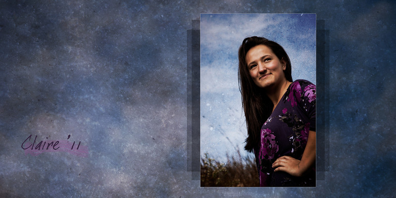 Claire Amici Senior Photos