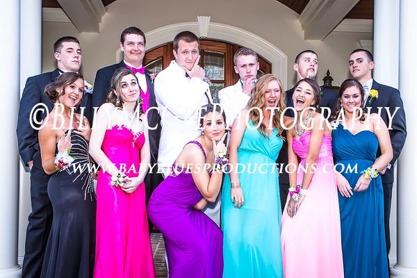 Class Prom of 2013  - 20 Apr 2013