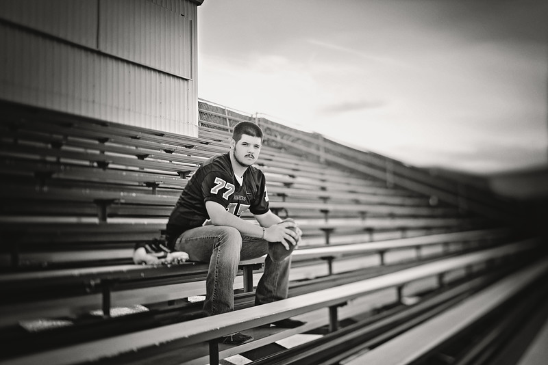 Cole  Whelton Senior Session