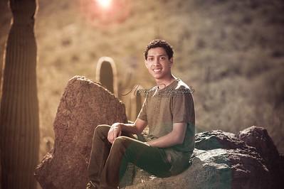 Davie Senior Portraits