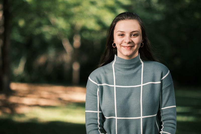 Ella Rawls, Senior Portrait