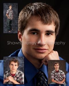 Evan Cole 8x10 Collage
