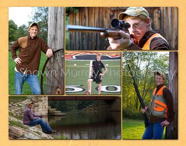 Jordan P 11x14 collage