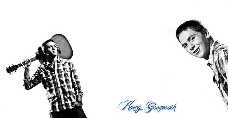 Korey Gregornik Senior Photos