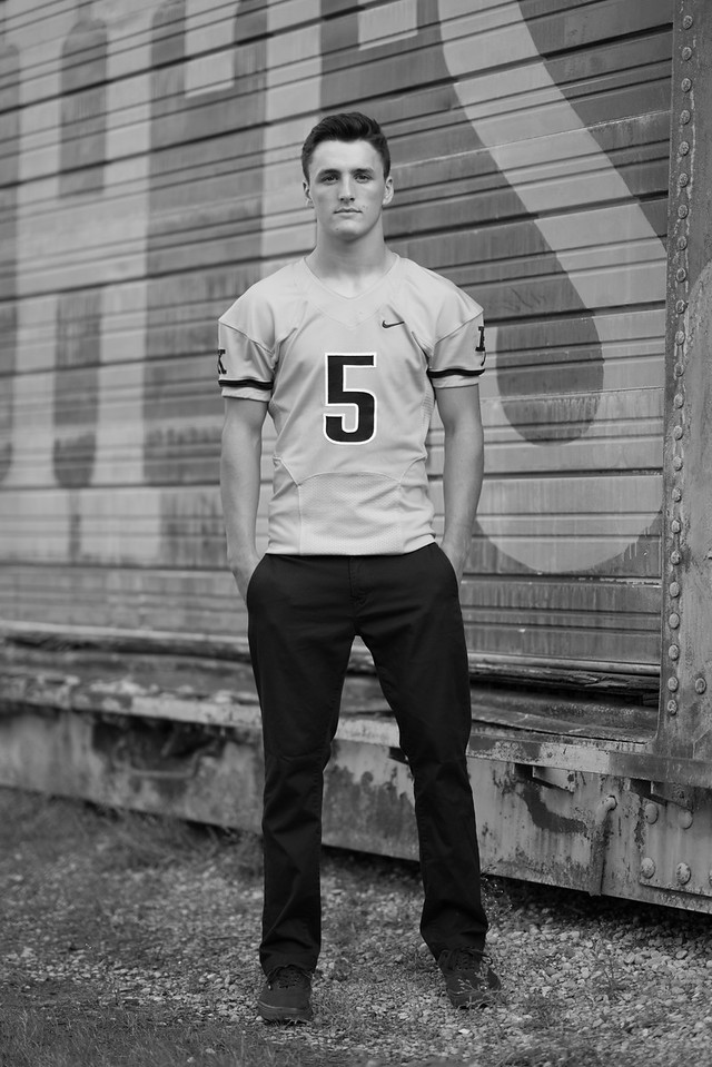 Logan Senior Photos