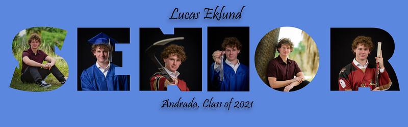 Lucas senior collage