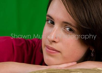 Melissa in Studio_111608_0110