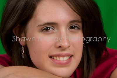 Melissa in Studio_111608_0114