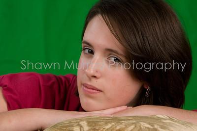 Melissa in Studio_111608_0108